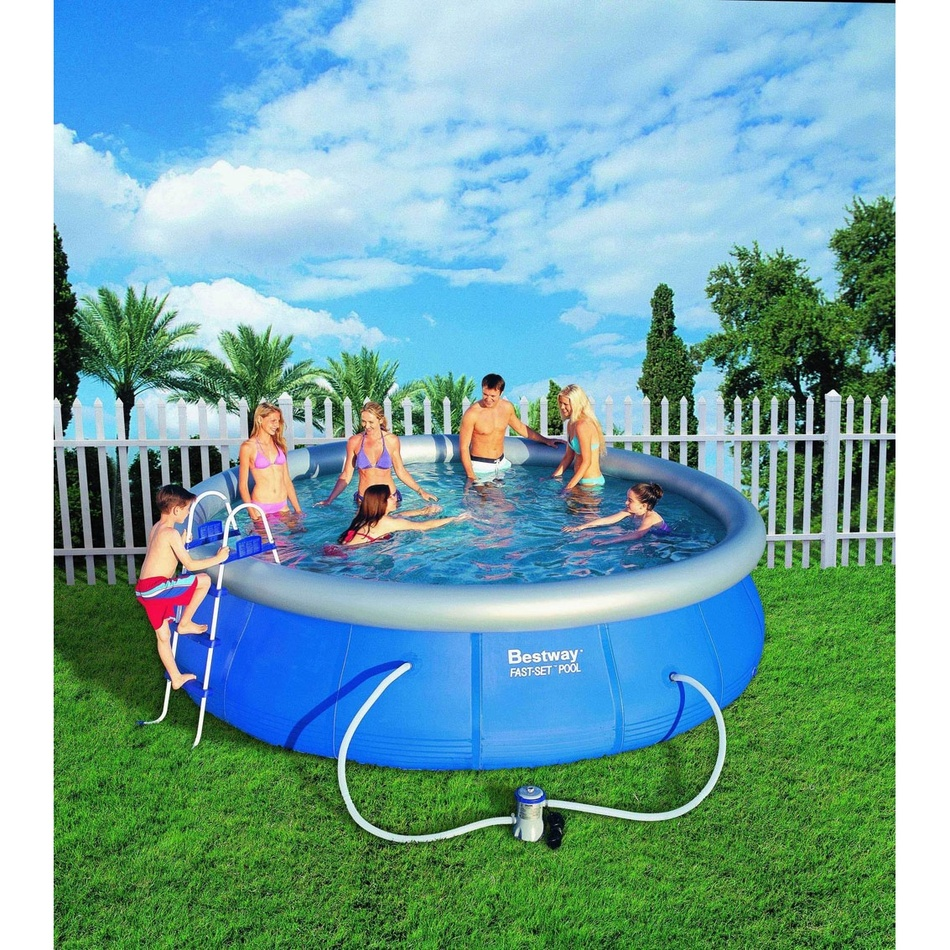 Bazén samostaviteľný 305x76cm, kapacita vody 3638L, Acra