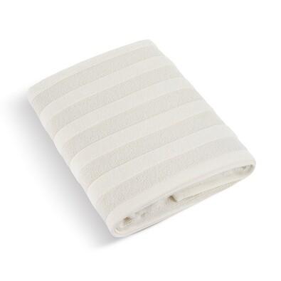 Osuška Luxie bílá, 70 x 140 cm
