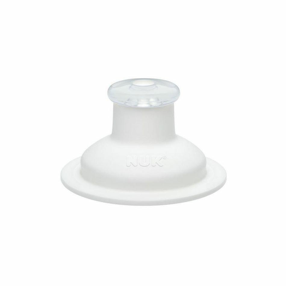 Nuk First Choice náhradní pítko PushPull silikonové bílé