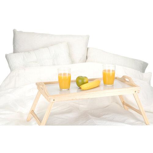 Servírovací podnos do postele Relax, 50 x 30 x 24 cm