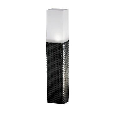Rabalux Rattan 8514 solární svítidlo černá