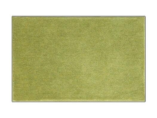 Koupelnová předložka Grund ROMAN zelená, 50 x 80 cm