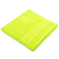 Exclusive Comfort XL törölköző, zöld, 100 x 180 cm