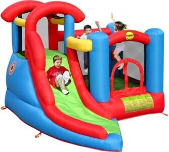 Sharks BA013 dětské hrací centrum 6 v 1 vícebarevné