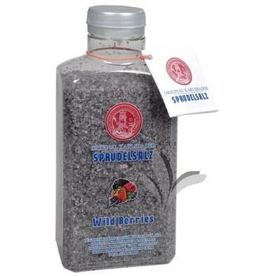 Karlovarská koupelová sůl, lesní plody, fialová
