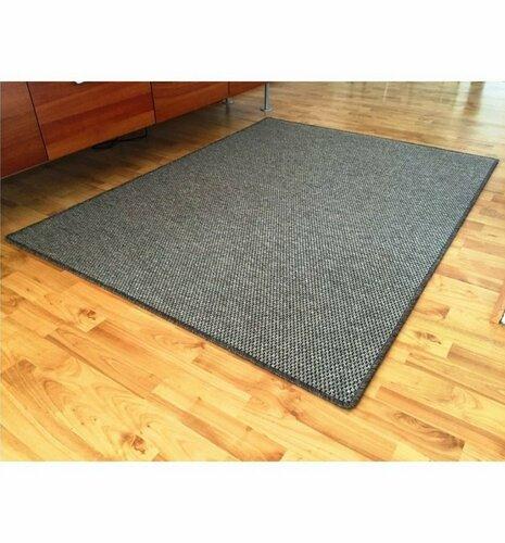 Vopi Kusový koberec Nature hnědá, 80 x 150 cm