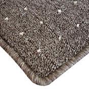 Kusový koberec Udinese hnědá, 80 x 150 cm