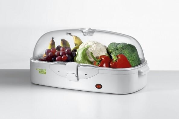 Autovakuovací dóza Concept VA-0030 fresh box, bílá