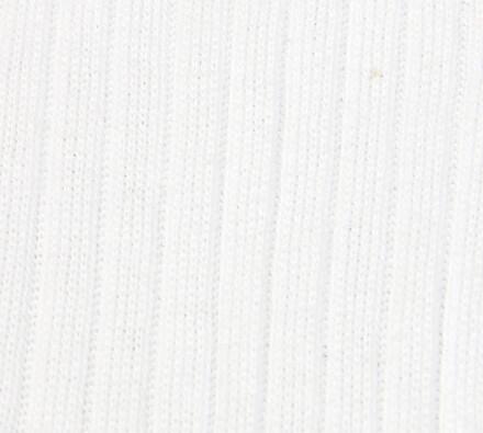 Zdravotní ponožky, bílá, 43 - 45