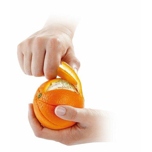 Tescoma PRESTO Narancs hámozónarancssárga,