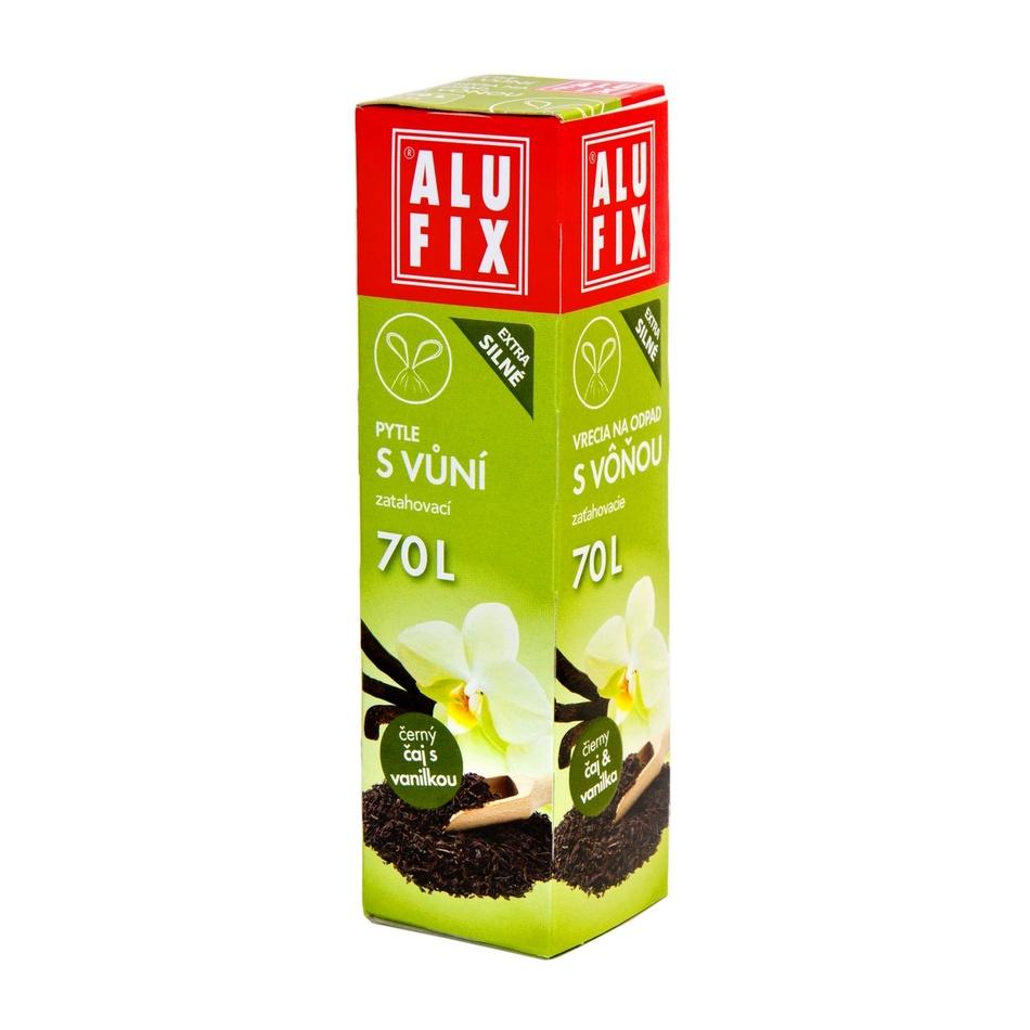 Alufix Pytle na odpad s vůní vanilky, 70 l