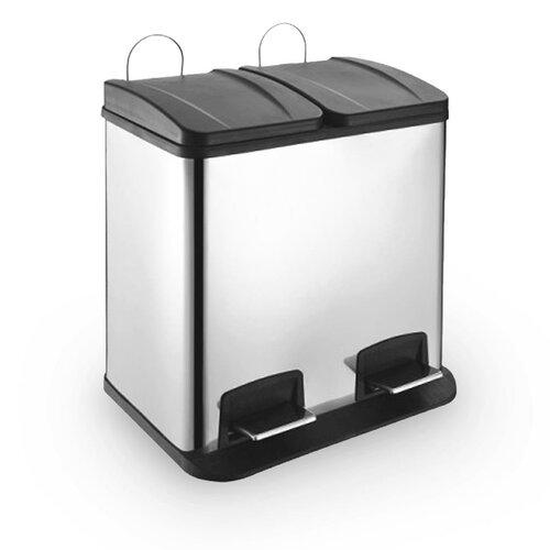 Orion Coș de gunoi DUO, 2 x 30 l