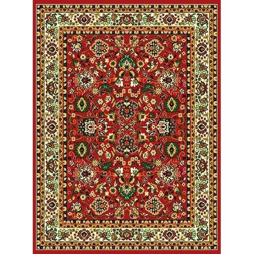 Vopi Kusový koberec Teheran 117 Red, 60 x 110 cm