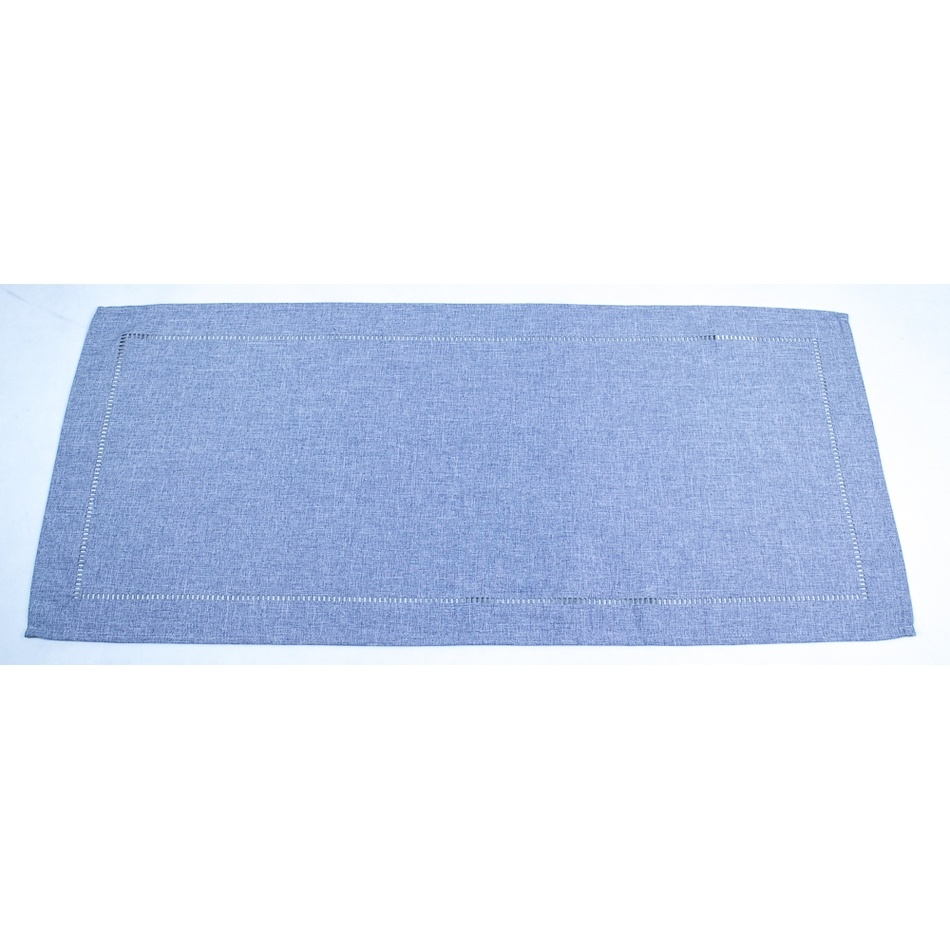 BO-MA Trading Běhoun šedá, 40 x 140 cm