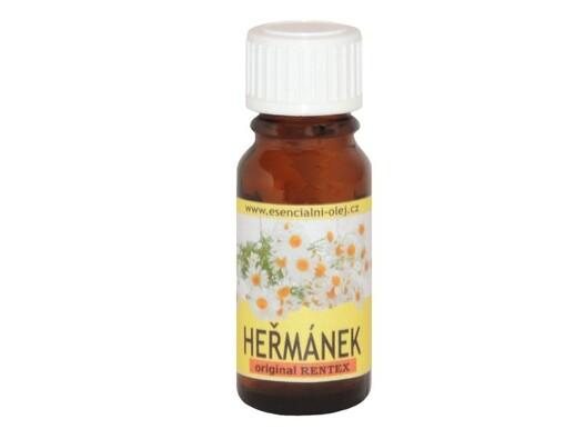 Vonný olej s kouzlem heřmánku