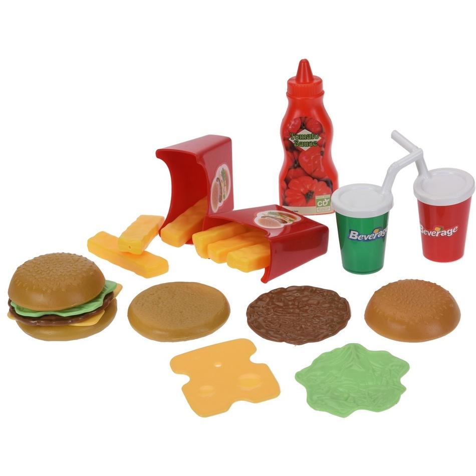 Dětský hrací set Jídlo
