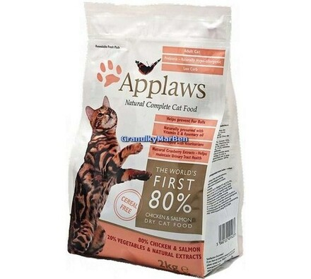 Applaws granule pro kočky Adult Cat Chicken & Salm