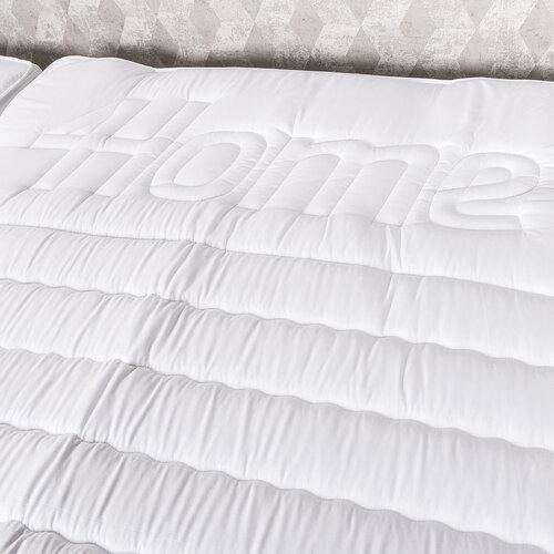 4Home Royal gumifüles steppelt matracvédő, 180 x 200 cm