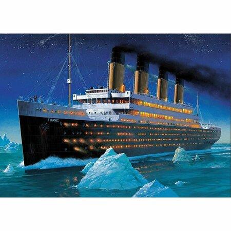 Trefl Puzzle Titanic, 1000 részes