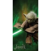 Ręcznik Star Wars Yoda, 75 x 150 cm