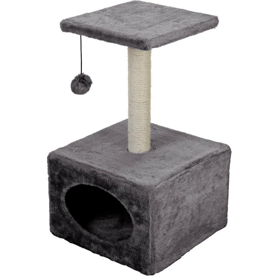 Škrabadlo pre mačky, sivé