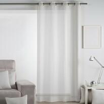 Matějovský márkájú Lilien függöny, fehér, 140 x 260 cm