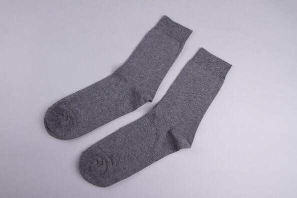 Ponožky s elastanem, béžová, 26 - 28