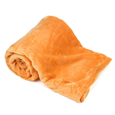 Pătură 4Home Soft Dreams portocaliu, 150 x 200 cm
