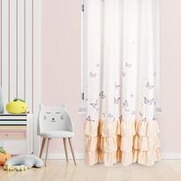 4Home Mariposa függöny, 140 x 245 cm