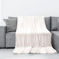 AmeliaHome Tyler takaró, krémszínű, 150 x 200 cm