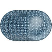 Bormioli Rocco Plytký tanier Maiolica 27 cm, 6 ks