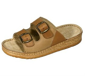 Orto Plus Dámská zdravotní obuv vel. 38 vícebarvená