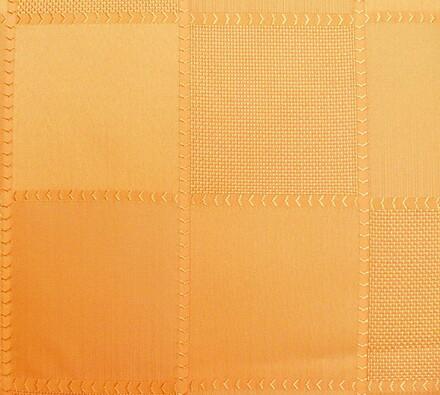 Teflonový ubrus Dupont, oranžová, 120 x 140 cm
