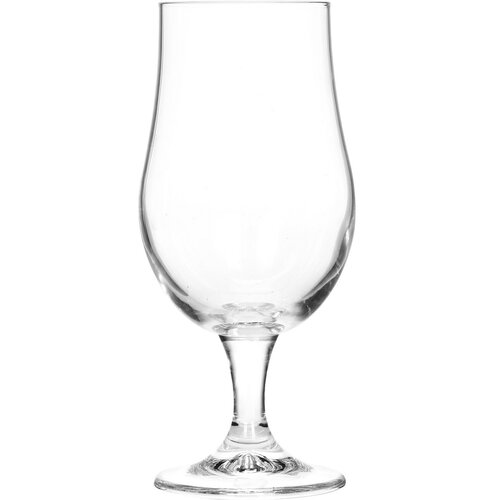Sada pivních sklenic na stopce Excellnet 370 ml, 4 ks