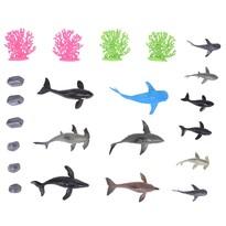 Koopman Állatok a tengerben, 22 db