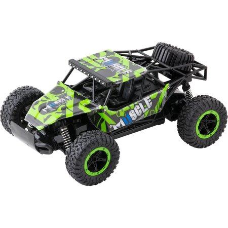 Buddy Toys BRC 16.511 Auto na dálkové ovládání RC Bulan Maxi, zelená