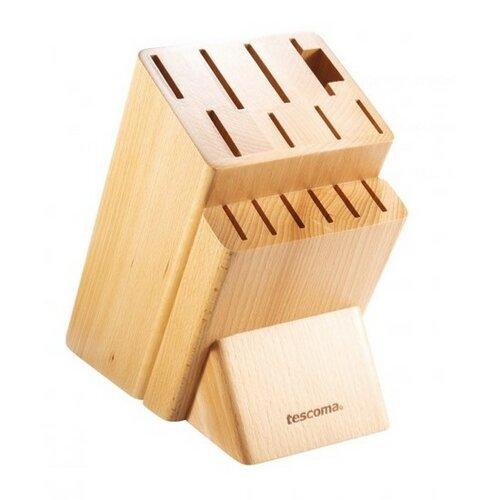 Tescoma Blok NOBLESSE pro 14 nožů, nůžky/ocílku