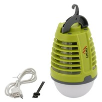 Cattara Nabíjacie svietidlo a lapač hmyzu Pear 2v1