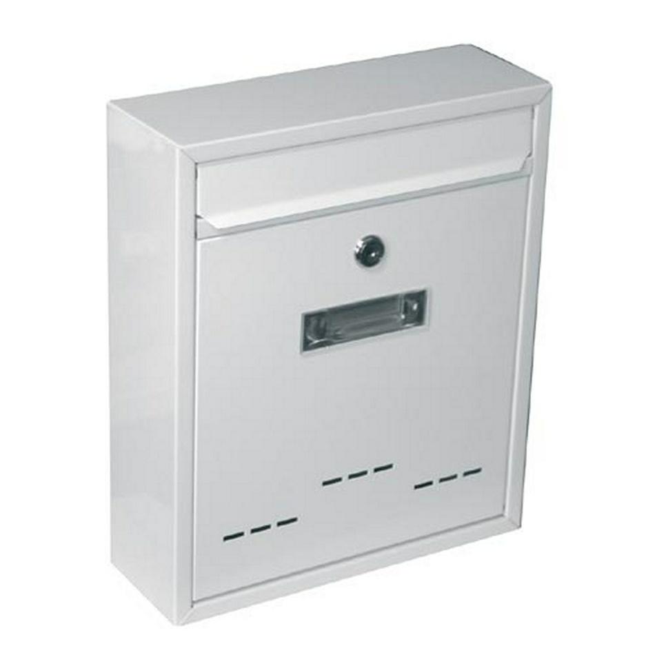 schránka poštovní RADIM M 260x310x90mm BÍ