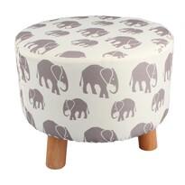 Elefántos zsámoly, átmérő: 40 cm