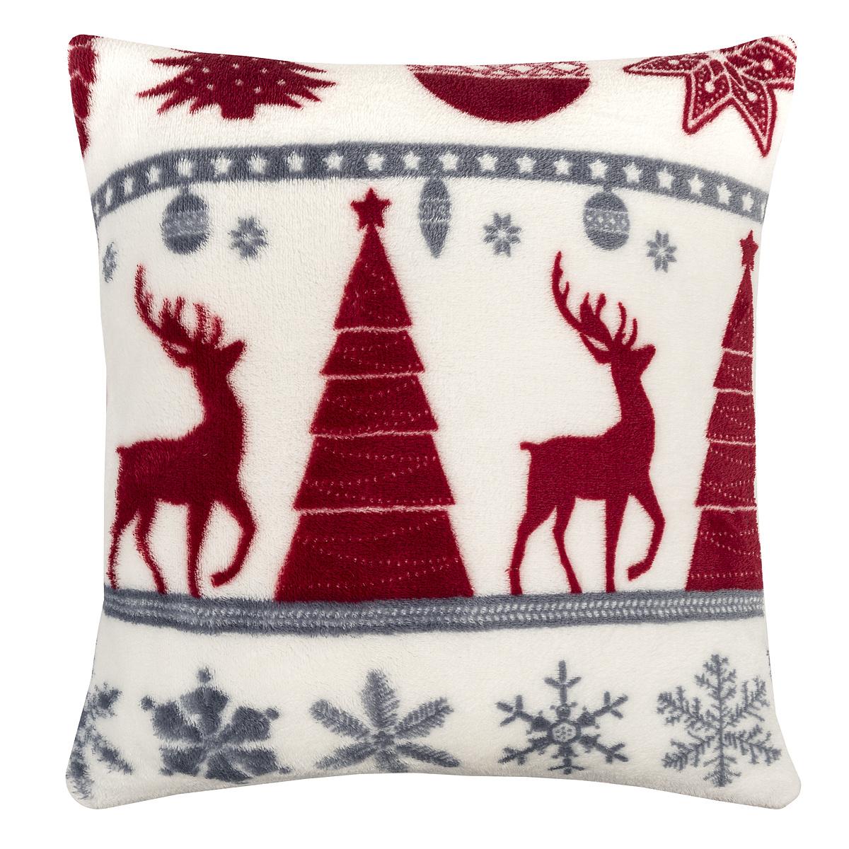 4Home Povlak na polštářek Christmas Time