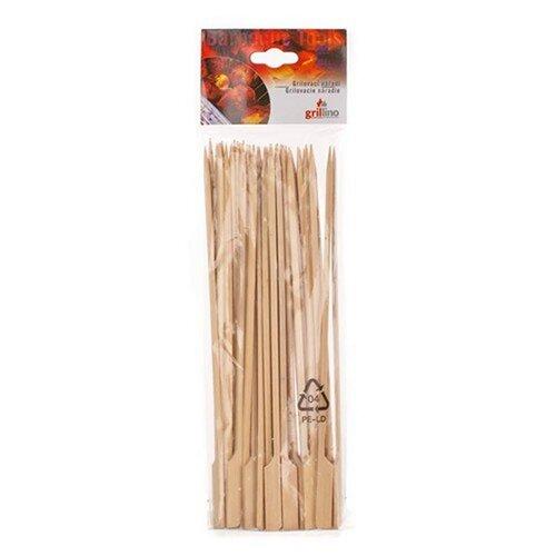 Bambusové špízy 24 cm 50 ks
