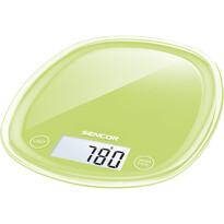 Cântar de bucătărie Sencor SKS 37GG, verde