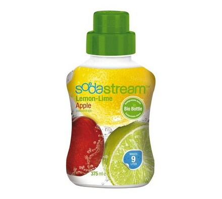 SODASTREAM Sirup Citron s Jablkem 375 ml, zelená