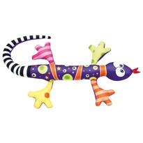 Bino Jaszczurka fioletowa, 80 cm