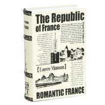 Biztonsági tároló The Republic of France