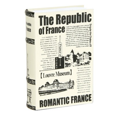 Bezpečnostná schránka The Republic of France