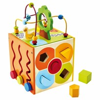 Cub dexteritate Bino