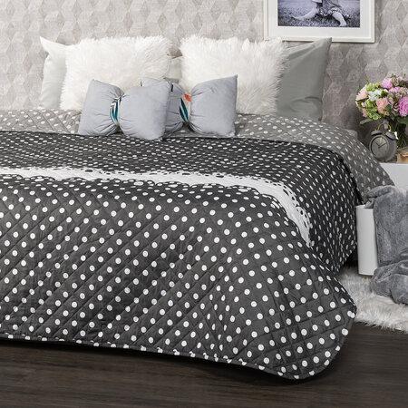 4Home Přehoz na postel Dots, 220 x 240 cm