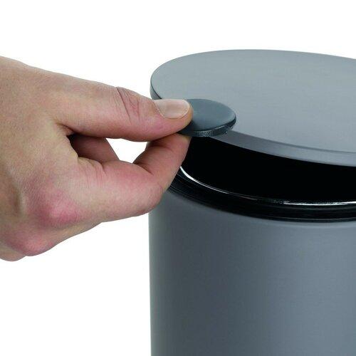 Kela Kosmetický odpadkový koš MATS 5 l, černá
